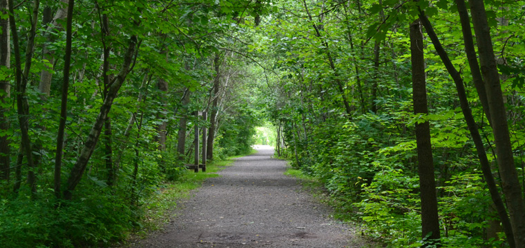 Pleasant Run Trail