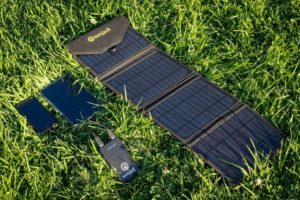 Power Packs vs Solar Chargers for the Outdoors